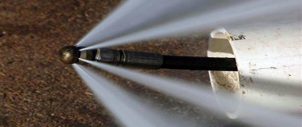 Устранение засоров канализационных труб